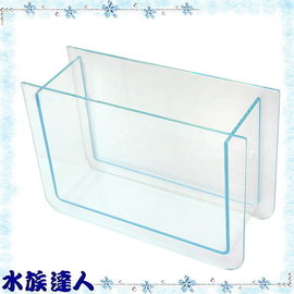 ~水族 ~水世界AQUA WORLD~超白螢光缸 35×12×24cm G~TK~001~