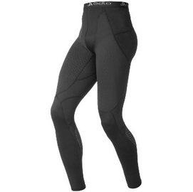odlo muscle force 款 保暖壓縮褲~158122~15000~黑~男~UA