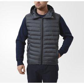 Adidas 保暖 舖棉背心-黑-AA1362