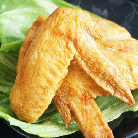 ~夯海鮮~鮮嫩檸檬雞翅^(三節翅^)30支 包 ~鮮嫩多汁 滑嫩順口~