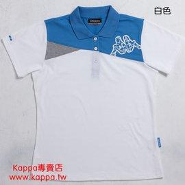 Kappa  女生短袖 Polo衫  FA52~F346~0