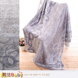 法蘭絨毛毯 150x200cm包邊款 四季毛毯 魔法Baby~w63025