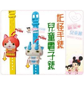 麗嬰兒童玩具館~日本製 BANDAI萬代 妖怪手錶-吉胖喵/小石獅 兒童電子錶(有電子錶功能)
