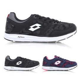 LOTTO 女輕量慢跑鞋II(路跑 運動鞋【02015233】≡排汗專家≡
