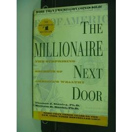 ~書寶 書T8╱投資_NSR~The Millionaire Next Door_ 490