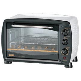 『SAMPO』☆ 聲寶 30L 大烤箱 KZ-SB30C  **免運費**