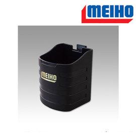 ◎百有釣具◎日本明邦 MEIHO HARD DRINK HOLDER BM 工具箱專用 置杯架 保特瓶盒
