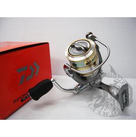 ◎百有釣具◎DAIWA特價款 REVROS MX 捲線器 附PE線 規格:2506