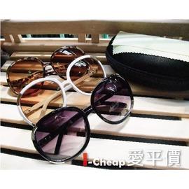 ~就是愛 ~音樂祭 小辣椒同款 超顯瘦 小臉正妹 復古  太陽眼鏡 墨鏡 抗UV400~贈