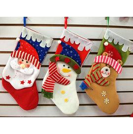 免 ~買窩~兒童 揹包 收納袋系列~裝 或寶貝 節慶聖誕跨年part不可缺聖誕掛襪 立體公