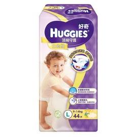 好奇 Huggies 白金級 守護 紙尿褲 尿布 L40 4 片 包