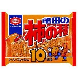龜田10袋柿之種265g