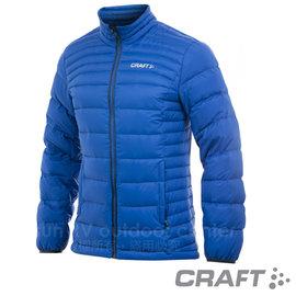 【瑞典 Craft】男款 Alpine Light Down Jacket 機能性高山羽絨外套(90/10水鳥羽絨).輕量防潑水羽絨衣.夾克.雪衣_1902294-3336 瑞典藍
