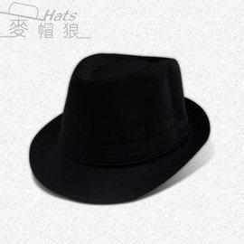 ~麥帽狼~Gentry hat  爵士 紳士帽 薩斯風 B_1005