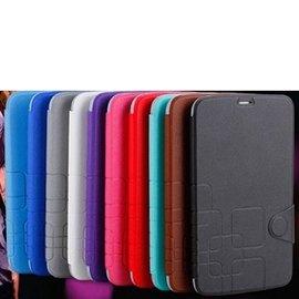 [範]三星samsung Galaxy Tab3  T210 T211 7.0/7吋 可摺疊帶休眠 方格紋平板皮套/保護套/保護殼 (多色)