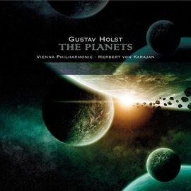 VPC85011 霍爾斯特:行星組曲  卡拉揚 指揮 、維也納愛樂  180g LP