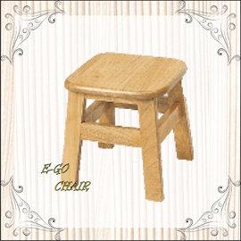 ~E~GO Chair椅購網~餐椅 居家椅 傢俱 方低板凳 椅 木製椅 板凳椅