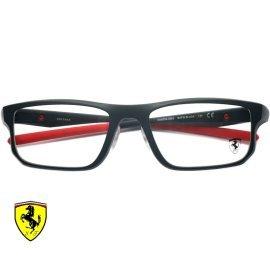 OAKLEY歐克利眼鏡框男正品休閒超輕法拉利系列配近視眼鏡架8066 0855