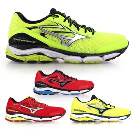 MIZUNO WAVE INSPIRE 12 男慢跑鞋(免運 路跑 美津濃【02015252】≡排汗專家≡