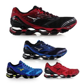 MIZUNO WAVE PROPHECY 5 男慢跑鞋(免運 路跑 美津濃 【02015278】≡排汗專家≡