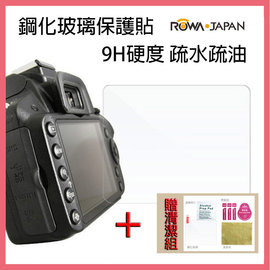 ROWA 相機螢幕 鋼化玻璃保護貼 Panasonic GF6  9H硬度 0.33mm