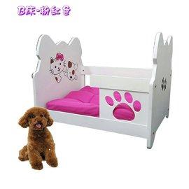 護欄寵物床組