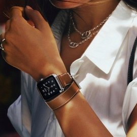 Apple Watch hoco愛馬仕款HERMES錶帶 38mm