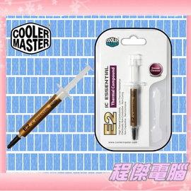 ~高雄程傑電腦~CoolerMaster 酷媽 CM IC~E2 高效能散熱膏 ^(4g^