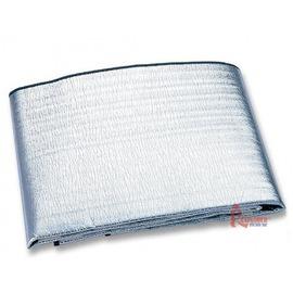 探險家戶外用品㊣DJ33 PE鋁箔睡墊200*200CM 加厚版3mm台灣製造 四人帳篷用 帳篷內墊 防潮墊 鋁箔墊