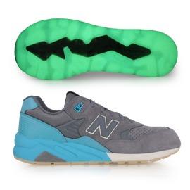 NEW BALANCE 580系列 男復古休閒鞋(免運 NB 夜光 N字鞋 反光【02015283】≡排汗專家≡