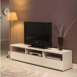 ~台北家福~^(FX466~4^) 米樂白雪杉6尺電視櫃