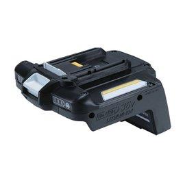 MAKITA牧田 電池轉換器BCV03★由兩個18V鋰電池來供給工具電力