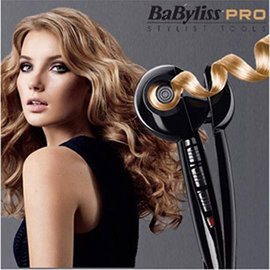 ~Babyliss~Pro Miracurl魔幻捲髮 器 捲髮器/BAB2665W 貨