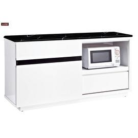 ~台北家福~^(FH257~4^)依莉莎白5尺石面餐櫃 碗盤櫃