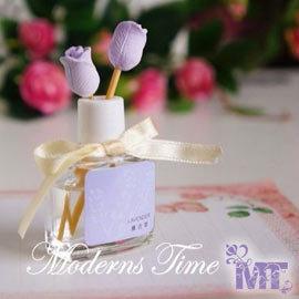 ~摩登香氛~~新品~玫瑰花園精緻迷你擴香瓶 美感!好香味 好 香味持久 重複 衣櫥 書櫃