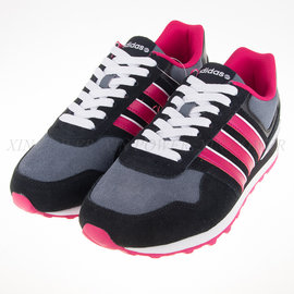 Adidas 女 NEO 休閒 復古 運動鞋 (F98275)