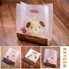新款 貓咪/狗狗挖口袋 購物袋 糖果袋 餅乾袋 手提袋 烘焙包裝 禮品包裝【HH婦幼館】