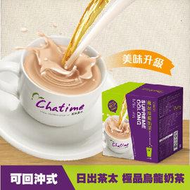 ~日出茶太~ 極品烏龍奶茶~三合一即溶奶茶 35gx12包入