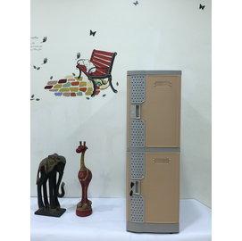 淞平ABS 塑膠型 置物櫃 收納櫃 OA公文櫃 員工置物櫃 ~透氣性綜合櫃 M2格^( 把