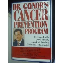 ~書寶 書T6╱傳記_ZDK~Dr. Gaynor s Cancer Prevention