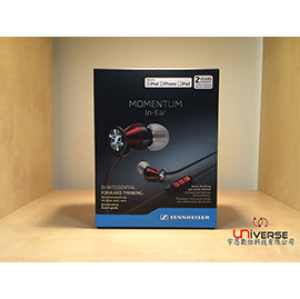 ~宇恩 ~ Sennheiser Momentum In~Ear 線控 For iPhon