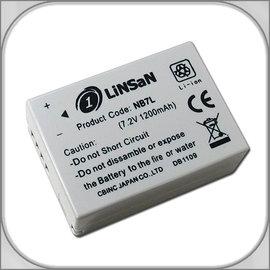 Canon NB-7L / NB7L 高容量防爆相機電池 Powershot G10,G11,SX30 IS,G12
