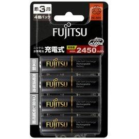 ~民權橋電子~FUJITSU富士通 HR~3UTHC^(4B^) 2450mAh 低自放鎳