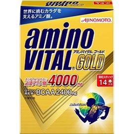 amino VITAL GOLD 黃金級胺基酸 14包入