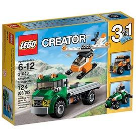 ~LEGO樂高~3合1創作系列 31043 運輸直升機