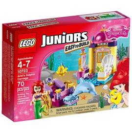 ~LEGO樂高~Juniors系列 10723 小美人魚 愛麗兒的海豚馬車