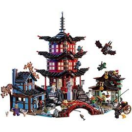 ~LEGO樂高~忍者系列 70751 飛天忍術神廟