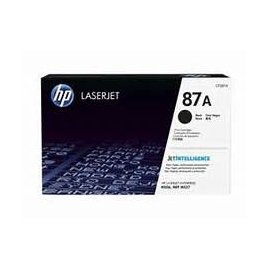 HP 87A CF287A 黑色碳粉匣for M506