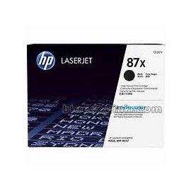 HP 87X CF287X 黑色碳粉匣高容量 FOR HP LJ M506  M527