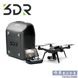 3DR SOLO 智慧空拍机 Airpro-T3000 专业型携行背包组 空拍机 国祥公司货 4K